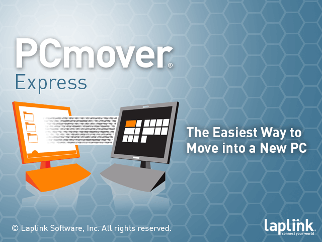 Laplink PCmover Express
