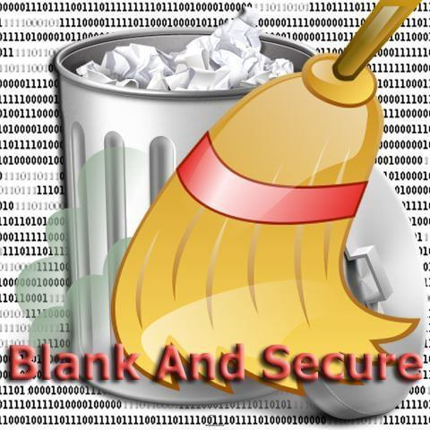 Blank And Secure