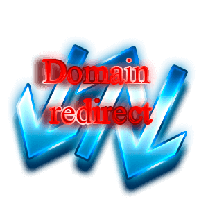 Domain redirect