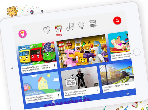 YouTube Kids – YouTube для детей