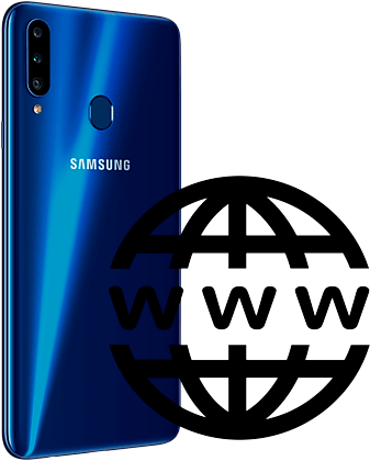The internet disappears during a call on the Samsung Galaxy